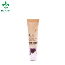 Heißprägen Oberfläche Handhabung und BB Creme Kosmetische Art Bunte Kosmetische Rohr
