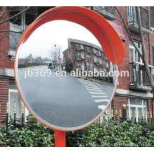 Súper Anti-UV 60cm 80cm exterior naranja tráfico seguridad espejo convexo
