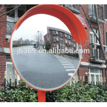 Weather proof convex and concave mirror used for traffic