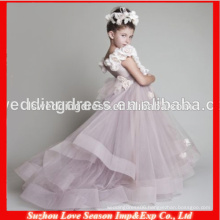 HF30005 china supplier and ball gown alibaba pretty christmas kids princess wedding flower girl dress 2014 of 7 years old