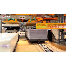 High Quality Partition Wall Fiber Cement Board Production Line