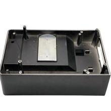 OEM Custom Black Coating CNC Machining Aluminium Die Casting Heat Sink Case