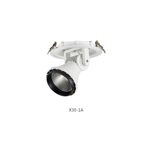 Lighting Solution Wide Beam 20W LED Track Light