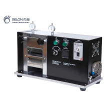 18650 cylindrical cell Lithium Battery Heated Rolling Press Machine for pouch cell battery