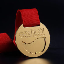 Custom Metal High Quality 3D Race Medaljer