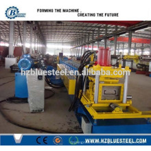 Color Steel Coil C Channel Roll Forming Machine