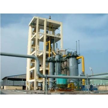 Gaz de charbon industriel gazogène