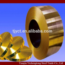 C2620 CuZn32 brass tape 0.5mm