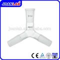 Joan Laboratory Glassware Adapters Conector de destilação de 75 graus