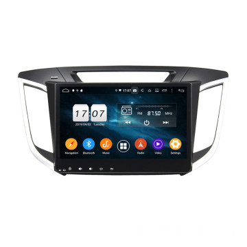 Android 9 2din car audio na IX25 2014-2015