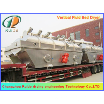 Fluid Bed Dryer for Bean