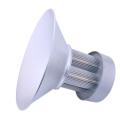 Светильник алюминиевый с алюминиевым зазором 400w