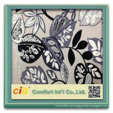 2015 sofá moderno uso Flora Design Fabric
