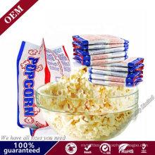 Hot Sale Custom Microwave Oven Popcorn Packaging Paper Bag