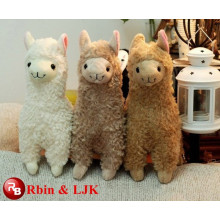 ICTI Audited Factory High Quality Custom Promotion Most popular Stuffed Sheep Plush Toys