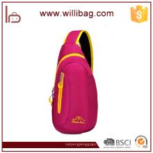 Ocio Deporte Cofre Bolsa Nylon Material Cofre Paquete Messenger Bag