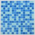 Mosaïque en verre bleu Mosaïque Chinoise à bas prix