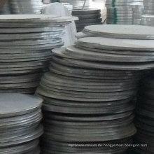 Smooth 1100 H14 Aluminium Blech Kreis