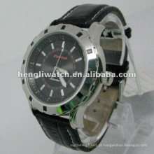 Relógio automático da forma, relógios de aço inoxidável 15032 dos homens