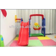 Buena diapositiva de plástico interior para niños