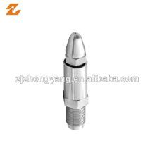 bimetallic injection screw barrel plastic machinery components