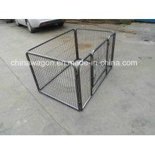 Heavy Duty Folding Metal Large Pet Dog Cage