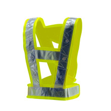 LED Construction Reflective Warning Vest