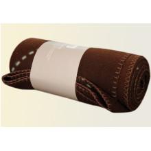 Boa qualidade, preço do cobertor PV PLUSH/poliéster