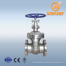 in stock agent price a105n gate valve astm a216 wcb flanged gate valve cf8m