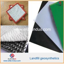 Revestimentos de aterro Geossintético Forro de liner Gemembrae