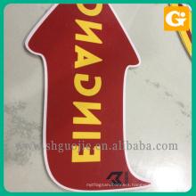 advertising Car Static Cling Sunshade Window Film sticker printing