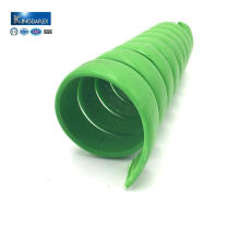 flexible hydraulic hose spiral protective sleeves