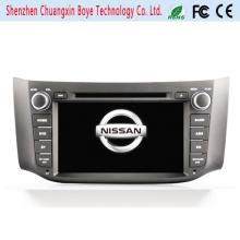 Car Multimedia DVD Player para Nissan Novo