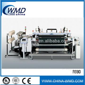 Máquina de telar de pinzas de alta eficiencia y alta calidad para cualquier tejido