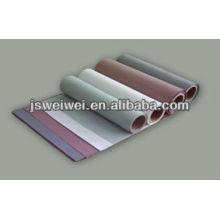 Fibres enduites de silicone fabriquées en Chine