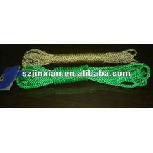 Полипропилен/хлопка/полиэфир/нейлон/Рейон веревки
