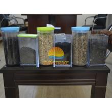 Hochleistungs-Karbonisierungsofen für Palm Shell-Holzkohle