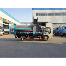 Dongfeng 4x2 left/right hand drive garbage truck