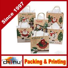 Papier Weihnachten Handwerk Tasche (210230)