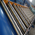 Tebal Galvanized Steel Glazed Construction Machine Forming