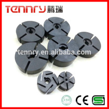 High Strength Graphite Carbon Impeller Industrial
