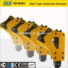 Chisel 75mm SB43 Hydraulic Rock Breaker Hammer for 5-8 ton excavator