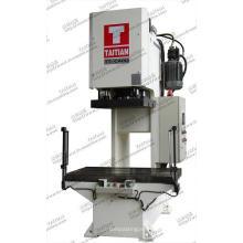 Prensa Hidráulica de Estrutura C (TT-C40T)