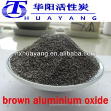 Top Qualität Al2O3 95% braune geschmolzene Tonerde für Cermic Abrieb Räder