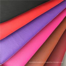 Tecido de vestuário de couro de imitação para embalagem de pulseira
