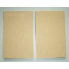 Raw MDF Plain MDF 1830 * 2440 * 2.0-25mm Melamin MDF für Möbel
