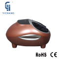 Electric roller air pressure heating multifuction foot massager