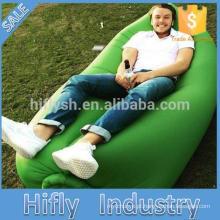 Europa portátil rápido sofá inflável sofá-cama inflável preguiçoso
