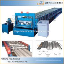 Laminado de piso laminado máquina de laminado / línea de producción de pisos laminados / perfil de acero máquina de conformado en frío