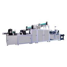Máquina para fabricar batas quirúrgicas estériles no tejidas